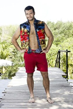 Sam B S1 contestant