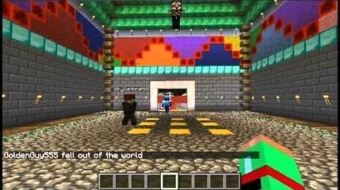 Minecraft Tundracraft Grand opening!