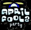 April Fools' Parties logo