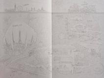 Mapa - manga Tunnels