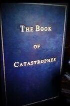 Book of Catastrophes blue