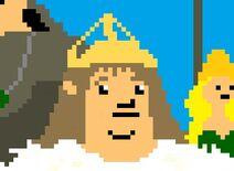 King Tullio II Pixel