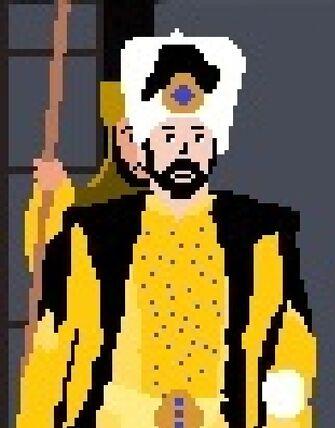 Prince Ruben IX