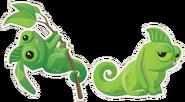 Chameleon Bunny (Icon)