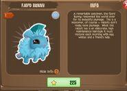 Fjord Bunny 1 (Info)