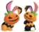 Pumpkin Bunny (Icon)