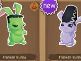 Franken Bunny