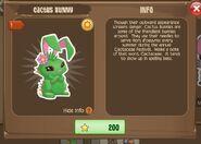 Cactus Bunny 1 (Info)