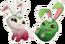 Rosebud Bunny (Icon)