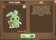 Prairie Bunny 1 (Info)