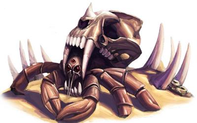 Bone Crab