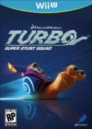 Turbo Super Stunt Squad - Wii U