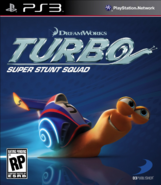 Turbo Super Stunt Squad - PS3