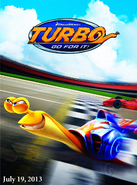 Turbo poster