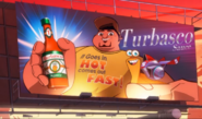 Tito and Turbo in Turbasco Sauce billboard
