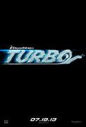 Turbo teaser poster