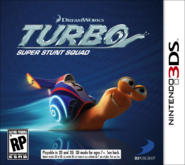 Turbo Super Stunt Squad - 3DS