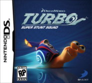 Turbo Super Stunt Squad - DS