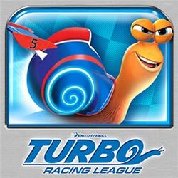 Turbo Racing League app logo