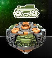 Tank big