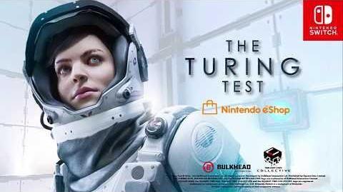 ESRB The Turing Test Nintendo Switch