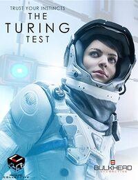The Turing Test box art