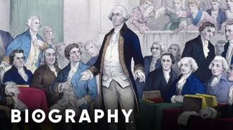 George Washington - First U.S. President Mini Bio BIO