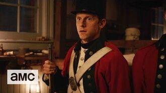 TURN Washington's Spies 'Abe is Called Into Action' Talked About Scene Ep. 407