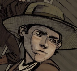 Caleb Brewster in-universe 2