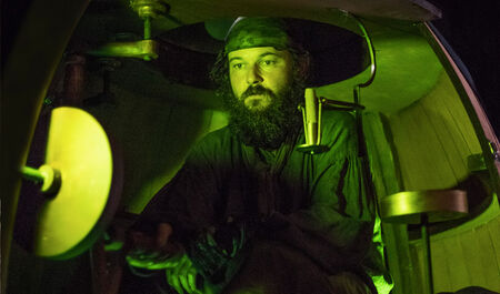 A Guide to Piloting The Turtle, Annotated by Caleb Brewster