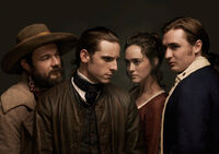 Turn Season 1 cast promotional photo 2