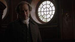 George Washington serves as President of the United States