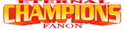 Eternal Champions Fanon Wordmark