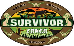 Survivor Congo Logo