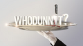 Whodunnit Logo