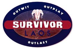 Survivor Laos Logo 2
