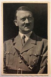 Nazi Postcard (Front)