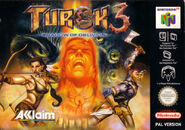 Turok 3 cover PAL front 1