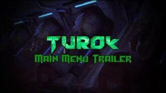 Turok - Main Menu Trailer