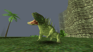 Turok Dinosaur Hunter Enemies - Dimetrodon (23)