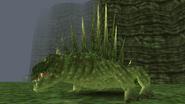 Turok Dinosaur Hunter Enemies - Dimetrodon (11)