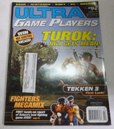 Turok Dinosaur Hunter Magazines (2)