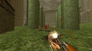 Turok Dinosaur Hunter Weapons - Assault Rifle (5)