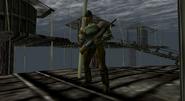 Turok Dinosaur Hunter - Enemies - Poacher 009