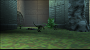 Turok 2 Seeds of Evil Enemies - Compsognathus (2)
