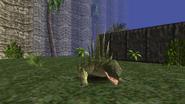 Turok Dinosaur Hunter Enemies - Dimetrodon (17)