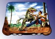 Nintendo 64 Turok Dinosaur Hunter Airbrush