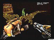 Turok 3 Shadow of Oblivion Nintendo 64, 2000