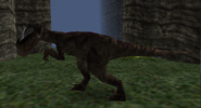 Turok Dinosaur Hunter - Enemies - Raptor - 067