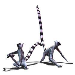 Lemur Render
